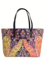 Etro Shopping Leather Bag