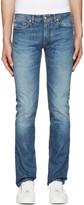 Versace Blue Slim Jeans