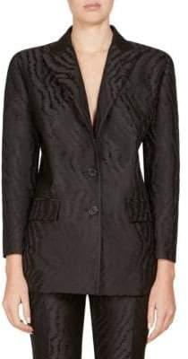 Givenchy Tiger Jacquard Jacket