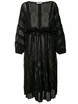 Zimmermann 'gossamer' Crochet Drawn Dress