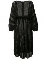 Zimmermann 'gossamer' Crochet Drawn Dress