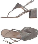 Maria Cristina Toe strap sandals