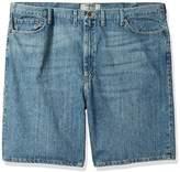 Wrangler Men's Big and Tall Authentics Classic Five-Pocket Jean Short