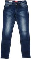 Gaudi' GAUDÌ Denim pants - Item 42633720
