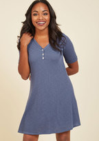 Sweet Claire Inc. Everywhere Flair T-Shirt Dress