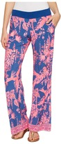 Lilly Pulitzer Seaside Beach Pants Women's Casual Pants