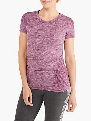 M Life Seamless Yoga T-Shirt