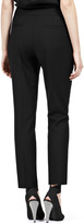 Reiss Paris Mar STRAIGHT LEG TROUSERS