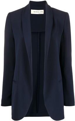 Blanca Vita Shawl Lapel Suit Jacket