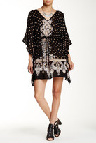 Angie Kaftan Printed Dress