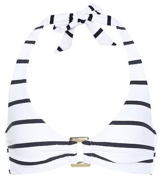 Heidi Klein Core Nautical bikini top