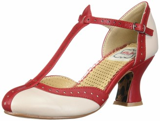 Bettie Page Women's Pinup Retro Vintage Pump