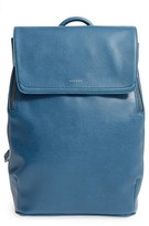 Matt & Nat 'Fabi' Faux Leather Laptop Backpack - Blue