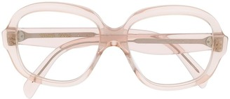 Celine Oval Frame Glasses