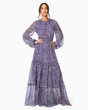 Ramy Brook Printed Sidra Dress