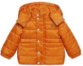 Gucci Baby GG nylon padded jacket