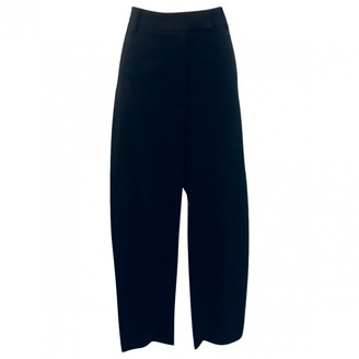 Max Mara Weekend Black Cotton - elasthane Jeans for Women