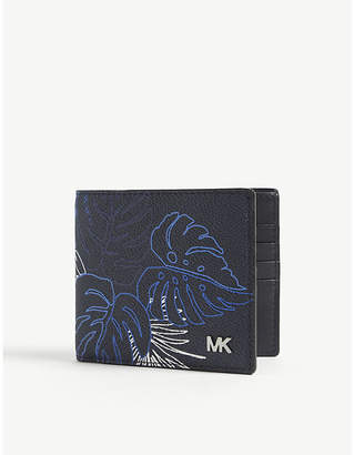 Michael Kors Jet Set leather billfold wallet