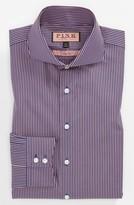 Thomas Pink Slim Fit Dress Shirt