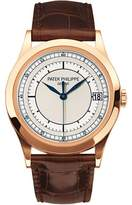 Patek Philippe Calatrava 5296R-001 18K Rose Gold 38mm Mens Watch