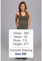 Vince Camuto Adobe Stripe Tank Maxi Dress