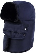 OBO Bands Unisex Winter Trapper Trooper Hat with Breathable and Detachable and Windproof Mask