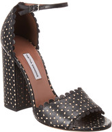 Tabitha Simmons Nola Perforated Leather Sandal