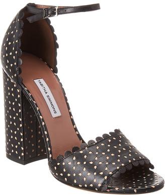 Tabitha Simmons Nola Perforated Leather Sandal