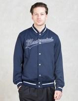 Mastermind Japan Front Logo Varsity Jacket