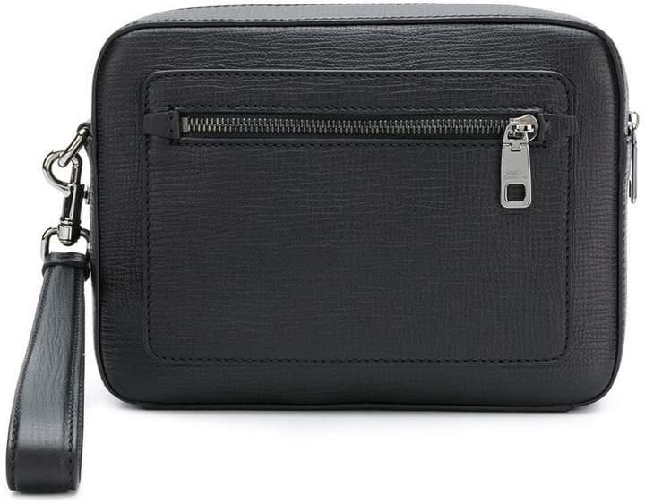 Dolce & Gabbana logo clutch bag