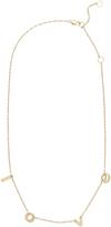 Jennifer Zeuner Jewelry Parker Love Necklace