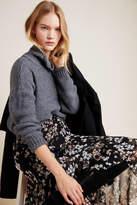 Anthropologie Lottie Textured Sweater
