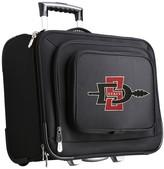 Denco Sports Luggage San Diego State Aztecs 16-in. Laptop Wheeled Business Case