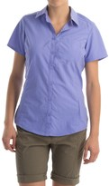 Columbia Amberley Stream Shirt - UPF 30, Short Sleeve (For Women)