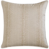 One Kings Lane Evie Fawn 20x20 Outdoor Pillow - Natural