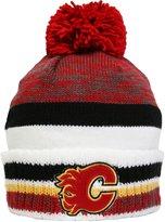 Reebok Center Ice Team Pom Knit Toque - Calgary Flames