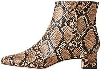 find. Women's Block Heel Square Toe Ankle Boots,4 UK (37 EU)