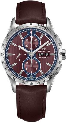 Hamilton Men's Broadway Automatic Watch, 43mm