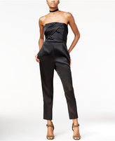Rachel Roy Strapless Jumpsuit, Only at Macy's