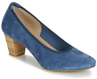 Perlato POLERADUI women's Heels in Blue