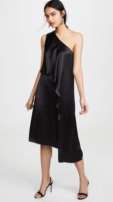 Edition10 One Shoulder Mini Dress
