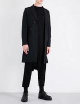 Comme des Garcons Train-back woven jacket