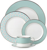 Lenox Brian Gluckstein by Clara Aqua Bone China 5-Piece Place Setting