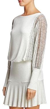 Bailey 44 Dominique Blouson Mini Dress