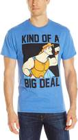 Disney Men's Hercules-Kind of a Big Deal T-Shirt