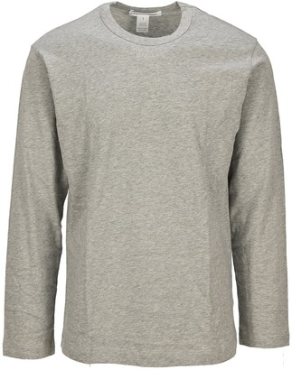 Comme des Garçons Shirt Logo Long Sleeve T-Shirt