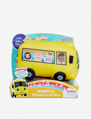 Little Tikes Little Baby Bum wiggling wheels on the bus toy
