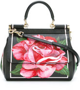Dolce & Gabbana small Sicily shoulder bag - women - Calf Leather - One Size