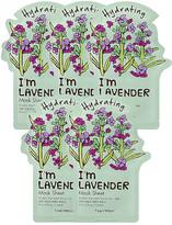 Tony Moly Tonymoly I'm Lavender Sheet Mask 5 Pack