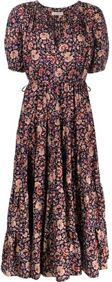 Ulla Johnson Claribel floral-print dress